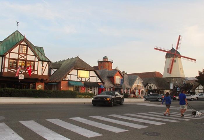 One Night in Solvang