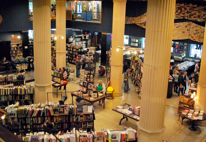 The Last Bookstore, Downtown LA