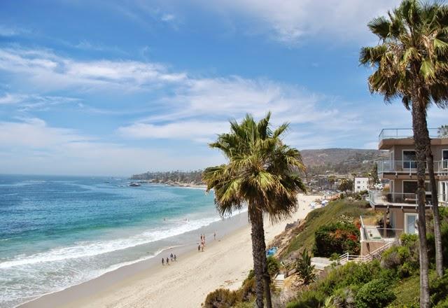 Charming Laguna Beach, an artistic haven in Orange County, California
