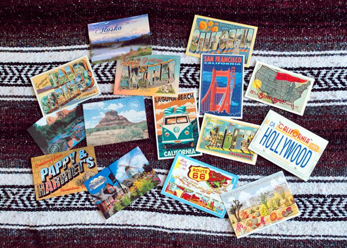 California Souvenirs