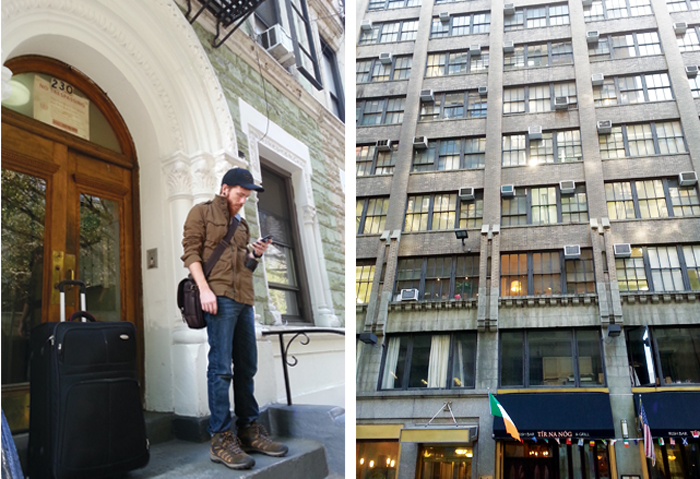 Weekly Roundup | Our First Week in New York