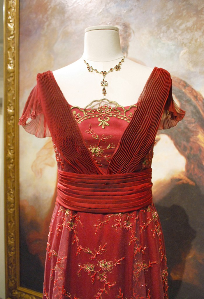 """Dressing Downton"" at the Virginia Historical Society"