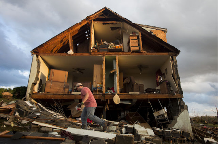Help the Victims of the Appomattox Tornado