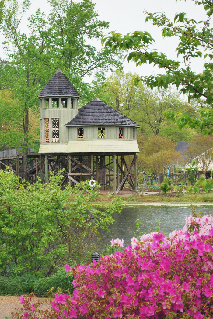 Visiting the Lewis Ginter Botanical Garden in Richmond, Virginia | Em Busy Living