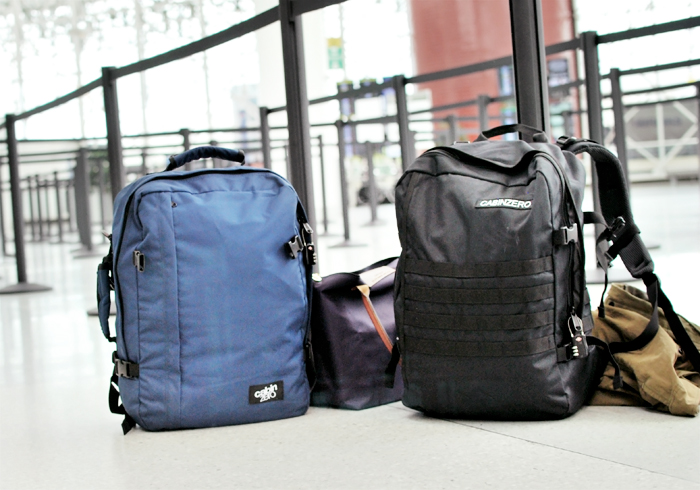 CabinZero Backpack Review & European Packing List | Em Busy Living