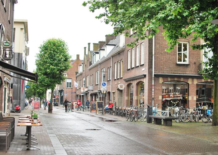 Five Days in Wageningen, the Netherlands