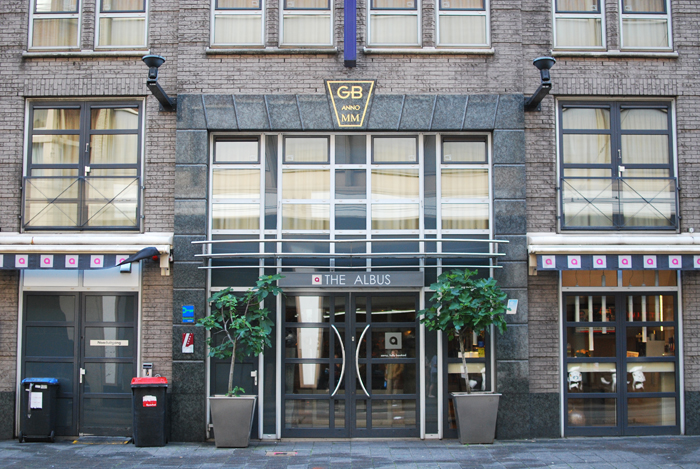 The Albus Hotel Amsterdam Review | Em Busy Living