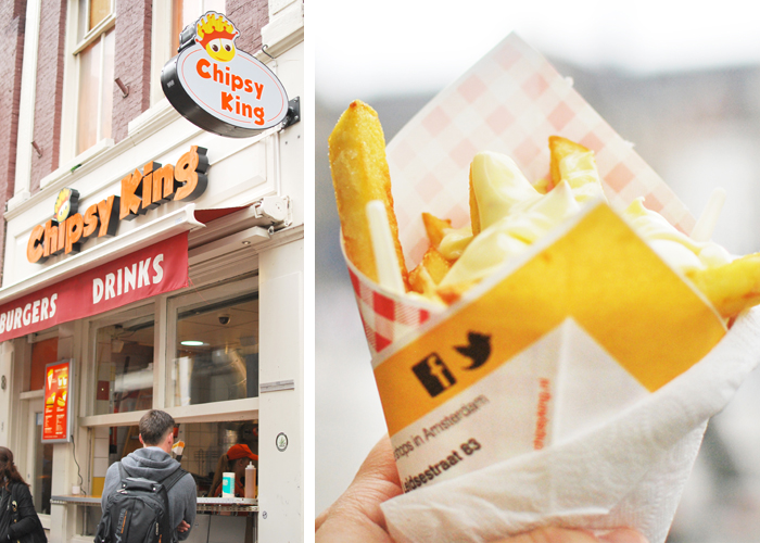 "Chipsy King Frites & Mayo, ""48 Hours in Amsterdam"" 