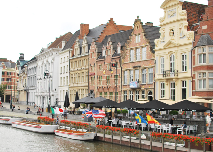 24 Hours in Ghent, Belgium