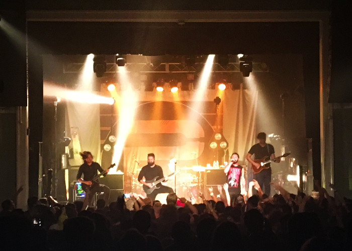Periphery at the Lincoln Theatre | Em Busy Living