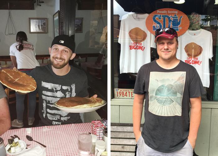 Big Ed's Pancake Challenge, Raleigh, NC | Em Busy Living