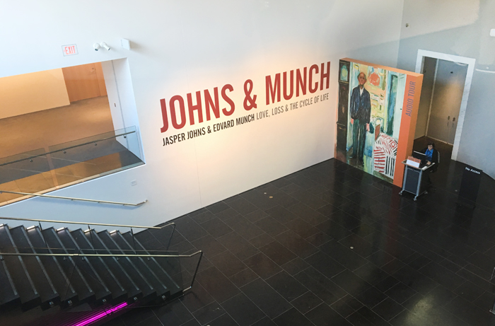 Em Busy Living | Johns, Munch