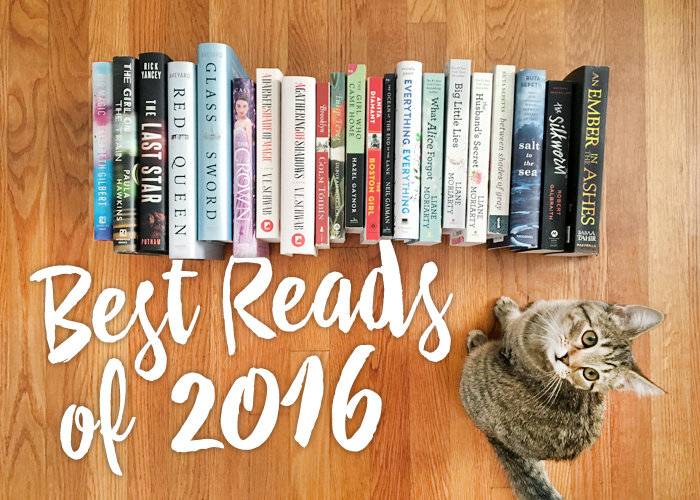 Best Reads of 2016