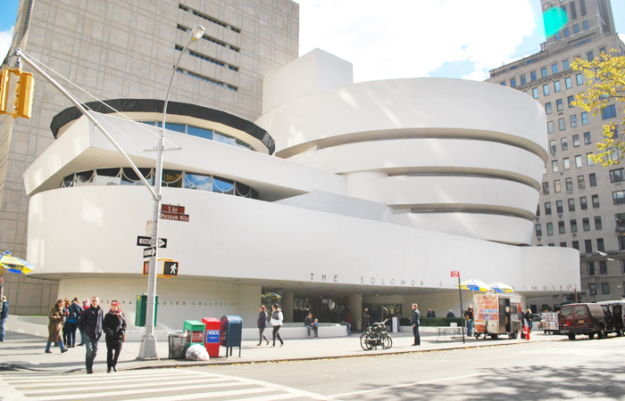 Visiting the Guggenheim in NYC | Em Busy Living