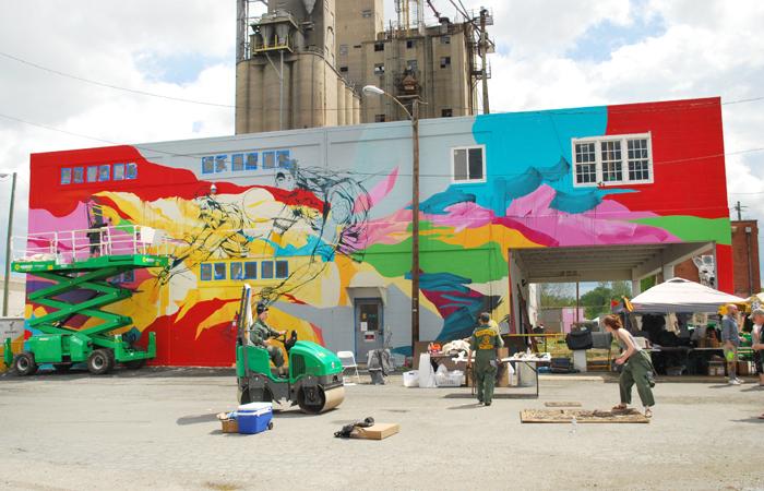 RVA Street Art Festival 2016 | Em Busy Living