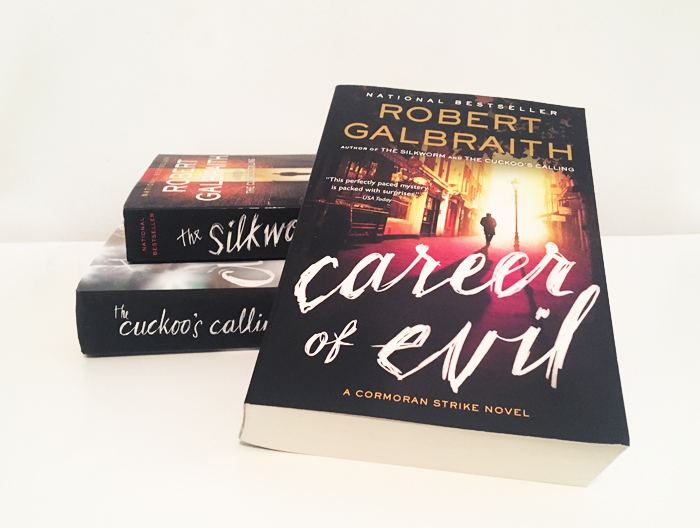 May Book Review: 'Career of Evil,' a Cormoran Strike Novel