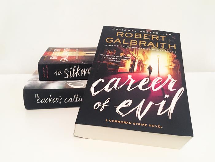 May Book Review: 'Career of Evil,' a Cormoran Strike Novel