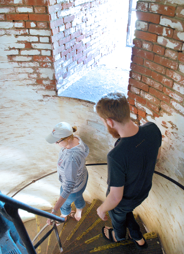 Cape Henry Lighthouse, Fort Story, Virginia | Em Busy Living