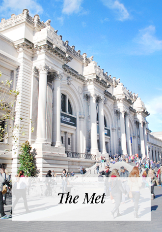 The Metropolitan Museum of Art | NYC | Em Busy Living