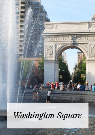 Washington Square Park | NYC | Em Busy Living