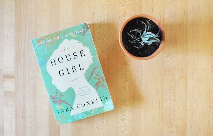 'The House Girl' Review, Em Busy Living