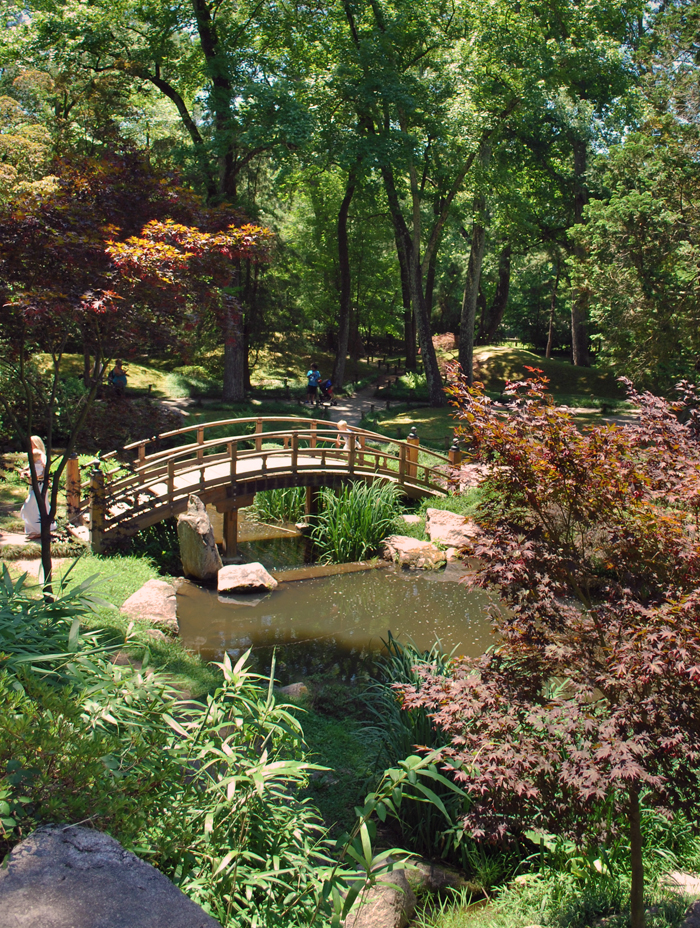 Japanese Garden at Maymont
