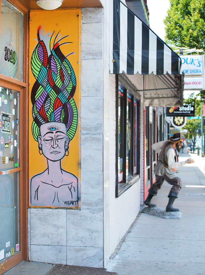 A Guide to Carytown, Richmond | Em Busy Living