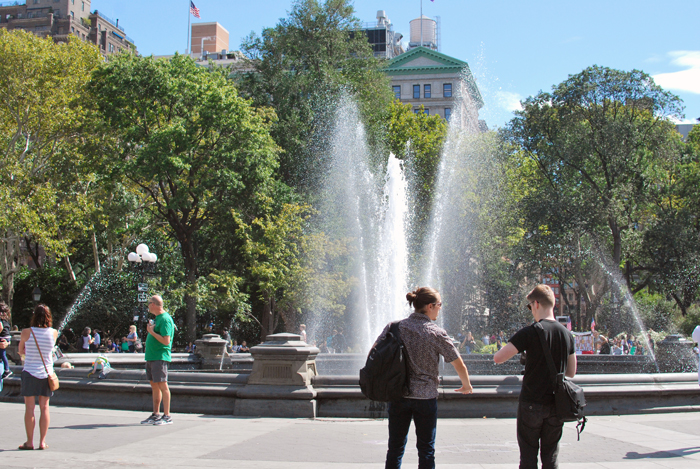 Washington Square Park, NYC | Em Busy Living