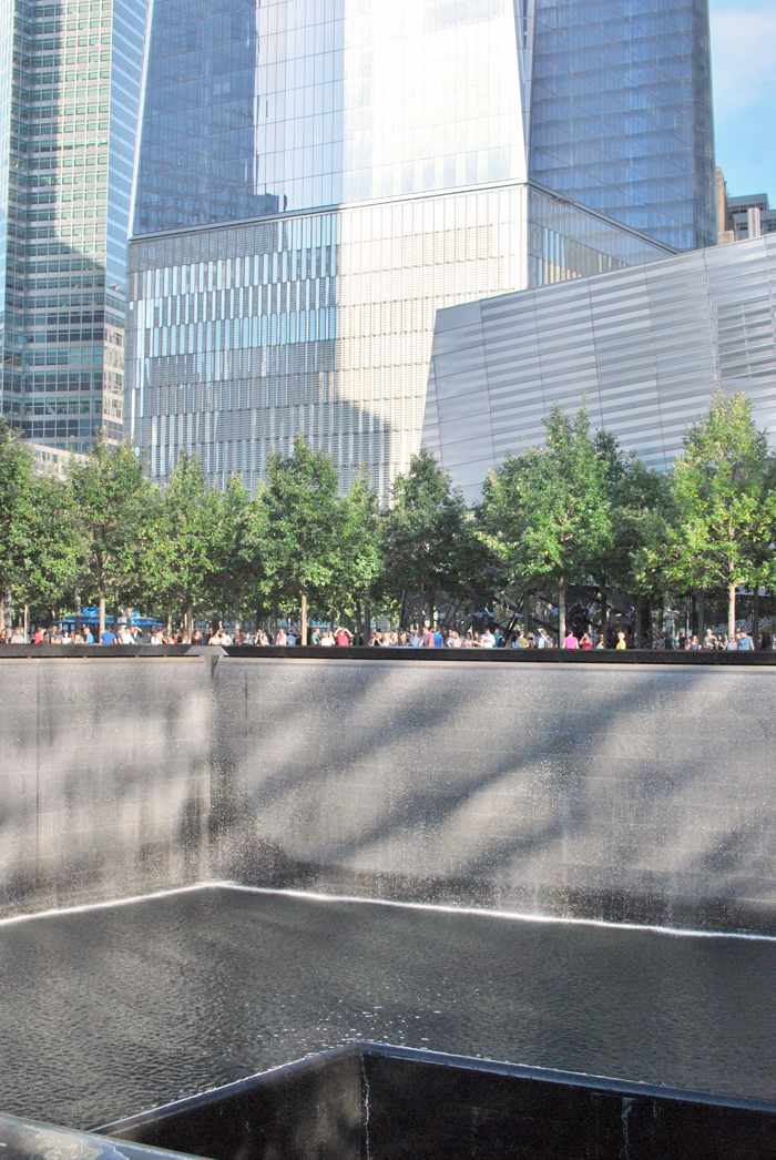 World Trade Memorial, NYC | Em Busy Living