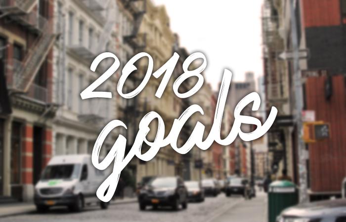 2018 Goals | Em Busy Living
