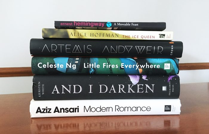 January Reads: Six Book Reviews