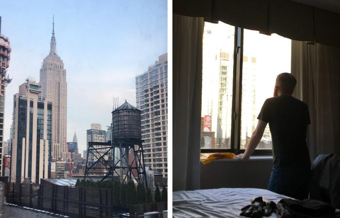 NYC 2017   Em Busy Living