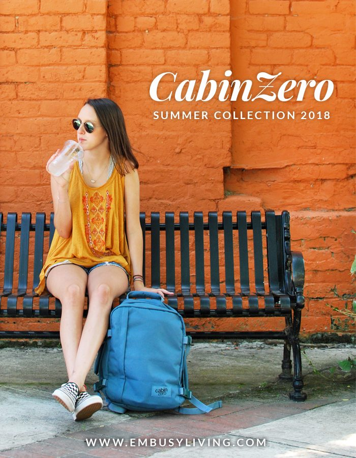 CabinZero's Summer '18 Collection