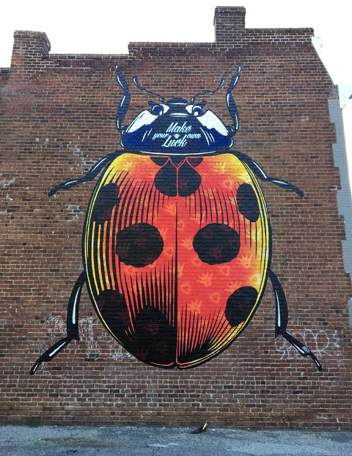 Murals of RVA (2) | Em Busy Living