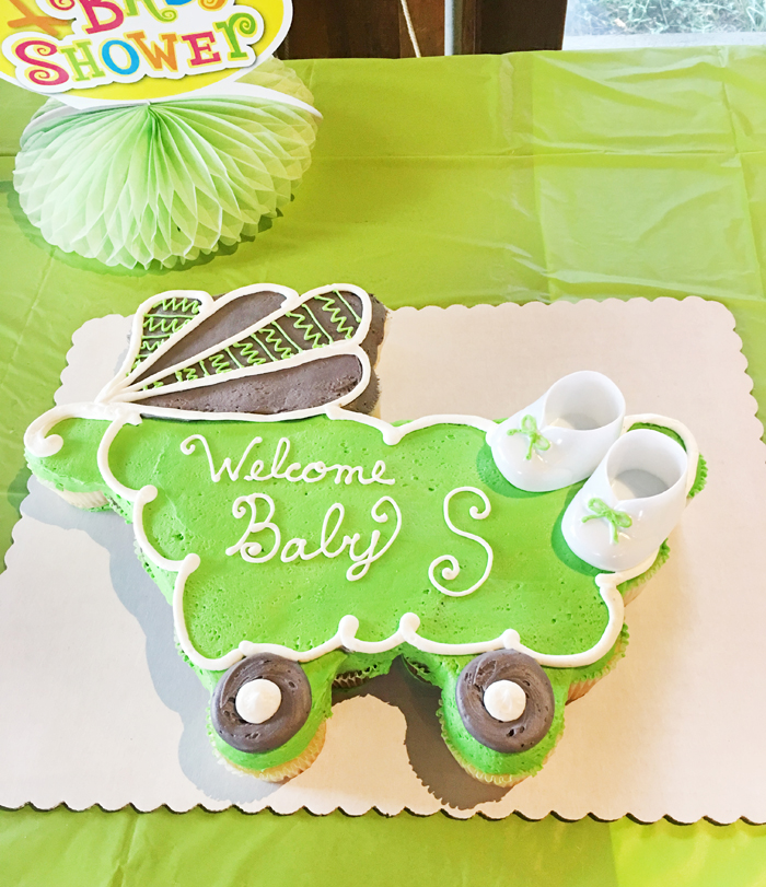 Em Busy Living | Baby Shower #2