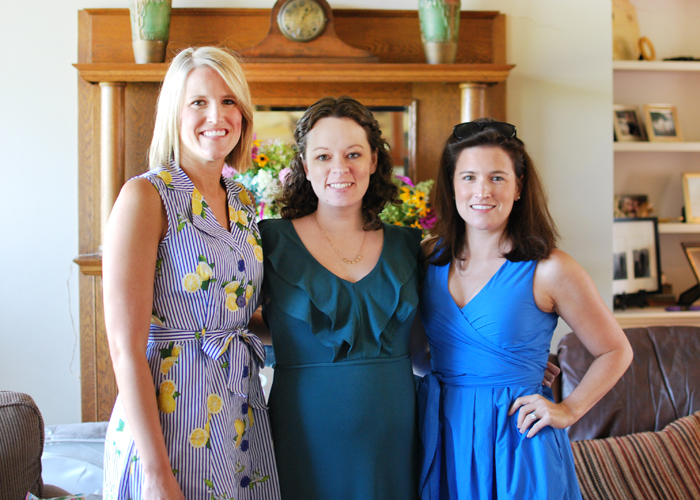 Em Busy Living | Hometown Baby Shower