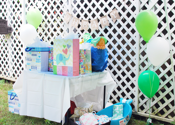 Em Busy Living | GTC Baby Shower
