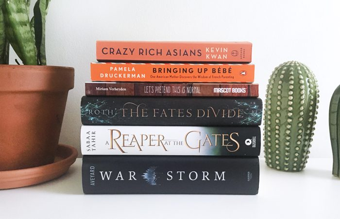 Summer Reads: Six Book Reviews