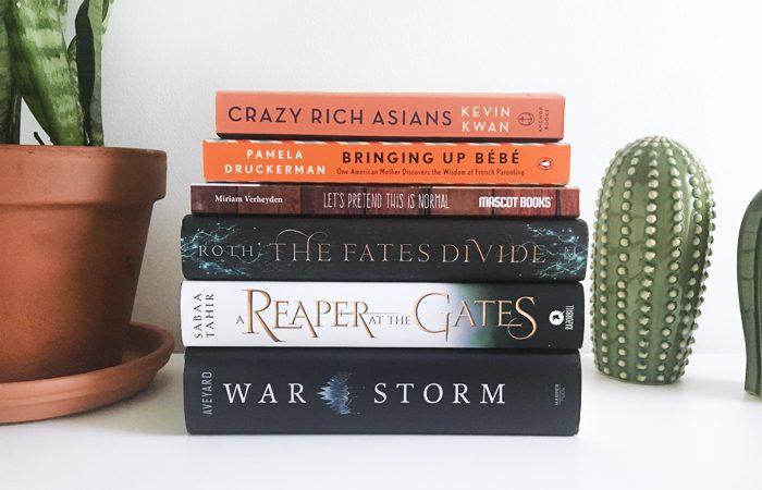 Summer Reads: Six Book Reviews