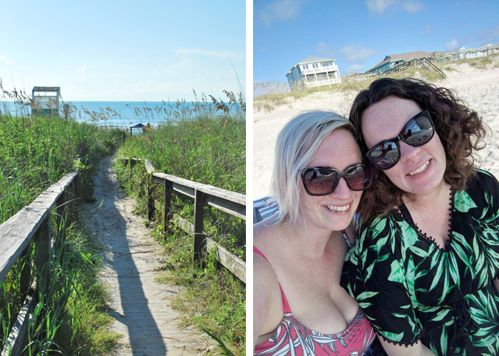 A Few Days in Carolina Beach, North Carolina | Em Busy Living