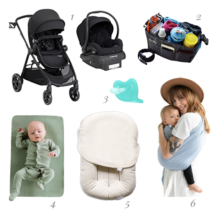 Things I've Bought for Baby S | Em Busy Living